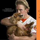Oriole Centerfielder Nate McClouth & Lexi