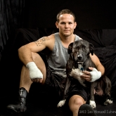 boxer Chris Nissley & Kobe