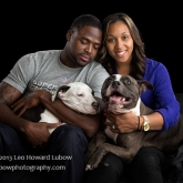 Baltimore Ravens Torrey Smith & family