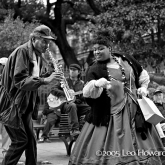 Dancing through Jackson Square