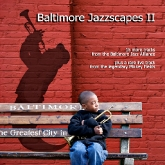 Jazzscapes II -- Front Cover