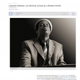 NPR article on Lafayette GIlchrist