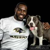 Baltimore Raven Arthur Jones