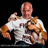 MMA fighter Gordon Shell, the Dog Fighter
