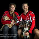 Washington Capitals John Carlson & Karl Alzner