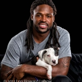 Baltimore Raven Torrey Smith & friend