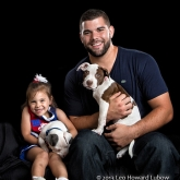 New York Giant Justin Pugh & friends