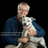 America's veterinarian, Marty Becker & pal